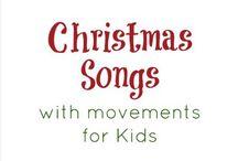 Holiday activities (Christmas)