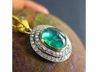 Antique Jewellery Pendant