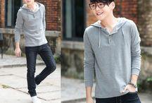 Korean Street Style Male