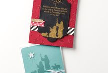 Every Blessing Card Ideas / by Laurie Graham: Avon Rep/Stampin' Up! Demo