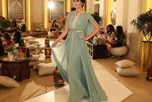 Caftan robe marocaine