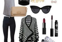 INSPO / Outfity, móda, líčení