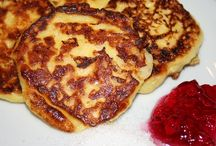 Klat og pandcakes ,doughnuts mm