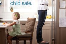 Parenting : Tips & Child Safety / Parenting tips about keeping children safe in the home.