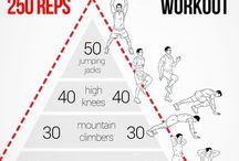 Ekipman gerektirmeyen egzersizler