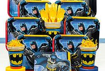 Batman Party Ideas / For a birthday theme that's sure to save the day
