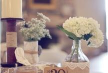 Wedding Ideas / by Tracy Dodson