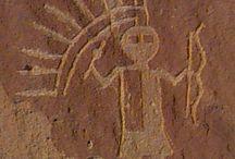 Petroglyphs / by Barbara Jetley