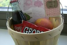 Wedding Welcome Basket Ideas / by Simply Sweet Weddings & Events