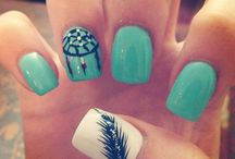 Nails / by Kerry Scott