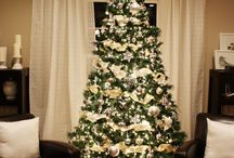 Ribboned Christmas Trees / by Linda Jo Park