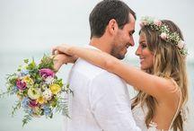 Simple mini wedding