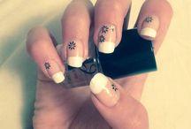 Nails / Nails. Nails and more nails