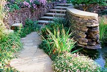 Inspirációk kert és udvar tervezéséhez