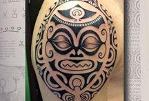 Tatuaggi Etnici