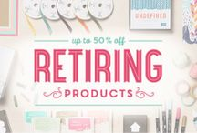 Stampin' Up! Specials and Promotions