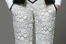 Produksjon: Bukser