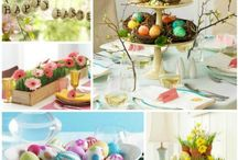 Easter ideas / by M A