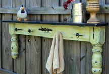 For the Home / http://www.ballarddesigns.com/beadboard-drying-rack--small/10695 / by Charmian Shitanishi
