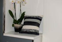Cuscini / Cuscini in lana o cotone realizzati interamente a mano al telaio. Made in sardegna!