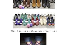 Montre-moi tes chaussures