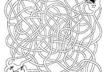 puzzle, quiz, maze