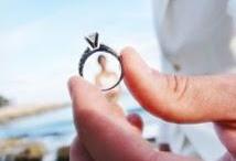 Weddings: Rings / Creative Wedding Ring Ideas