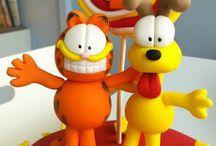 Anniversaire Garfield