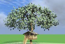 Δεντροσπιτο [treehouse]