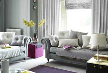 Grey Interiors / It was thought that grey would take over as the modern day answer to magnolia, but it's cool undertones need to be handled with care or the finished decor could easily look cold and uninviting.