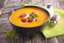 Soupes-Potages