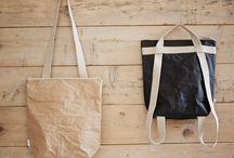 Fashionable lunch bags ~ Sacs a lunch a la mode
