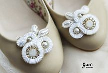 soutache on shoes