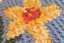 c2c crochet along