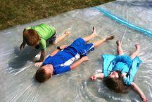 kid outdoor fun
