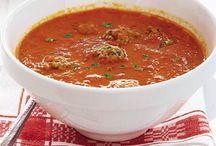 Paprika tomaten soep / Soep