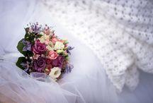 Wedding bouquet / Hochzeitsblumenstrauß