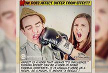 vocab uses