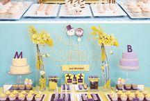 Inspiratie sweet tabels