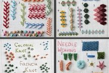 Embroidery free pattern & tutorial