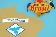 Couleurs Brasil / La série à voir et à écouter sur l'histoire des grandes chansons brésiliennes. francebleu.fr/couleurs-brasil