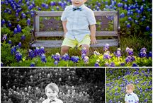 Houston Texas Bluebonnett Child Photographer
