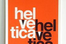Tipografía_Typography / Tipos que nos gustan