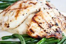 Seafood recipes