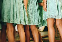 šaty družičky