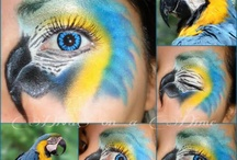 Eyeshadow - Costume / by Nikki Linares