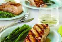 Salmon Recipes and Tips