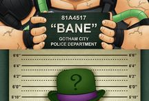My Batman Obsessions =)