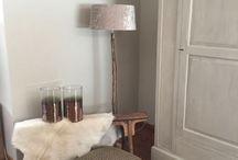 2016-06-03 MaisonManon Woning in Hengelo. / In deze woning hebben we het advies gedaan inzake verf, raambekleding, meubelen en als laatste de accessoires, hier het eindresultaat.