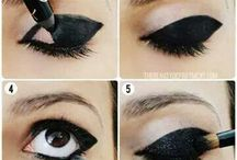 Gothic and Fantasy Make Up